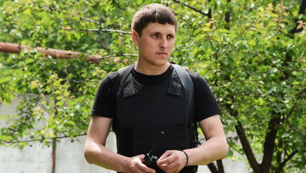 Леонид Баранов. Архивное фото