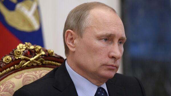В.Путин провел совещание по вопросу ликвидации последствий паводка в Алтайском крае и Республике Алтай