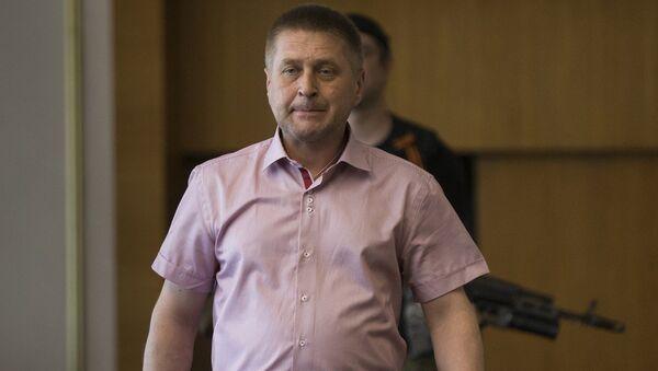 Бывший народный мэр Славянска Вячеслав Пономарев. Архивное фото