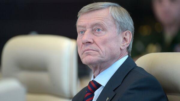 Генеральный секретарь ОДКБ Николай Бордюжа. Архивное фото
