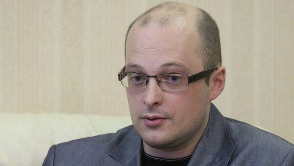 Президент Института национальной стратегии Михаил Ремизов. Архивное фото