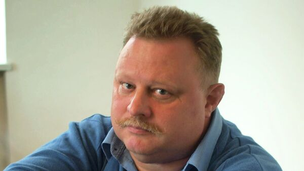 Публицист Владислав Шурыгин