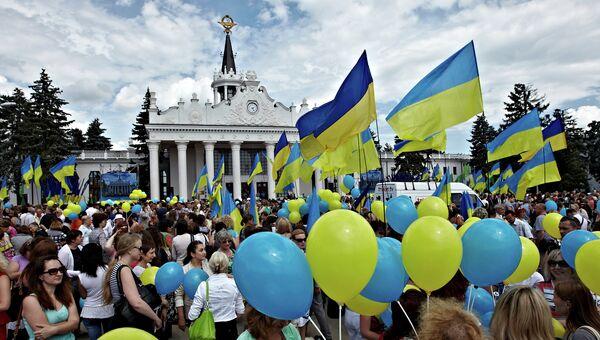 Мэр Харькова Г.Кернес вернулся на Украину после лечения