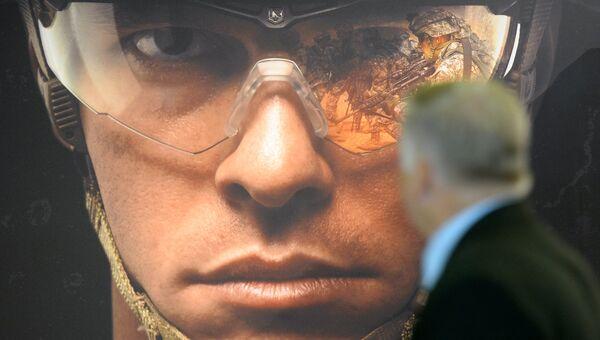 Международная выставка вооружений и военной техники Eurosatory 2014