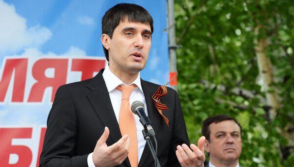 Николай Левченко. Архивное фото