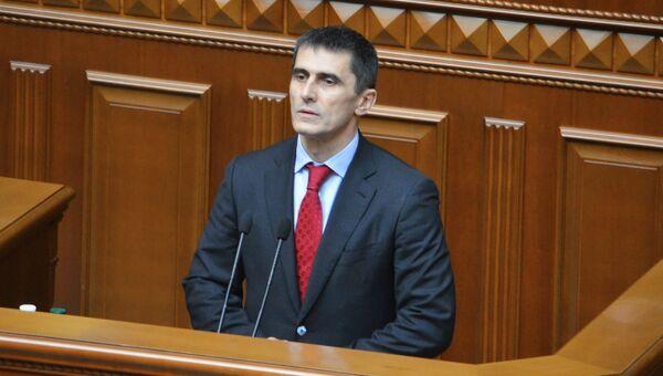 Новый генеральный прокурор Украины Виталий Ярема