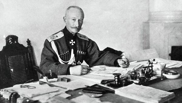 Военачальник, генерал от кавалерии Алексей Алексеевич Брусилов
