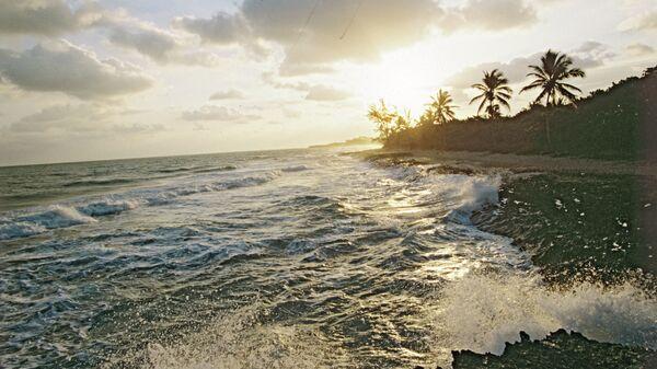 Побережье Атлантического океана. Архивное фото