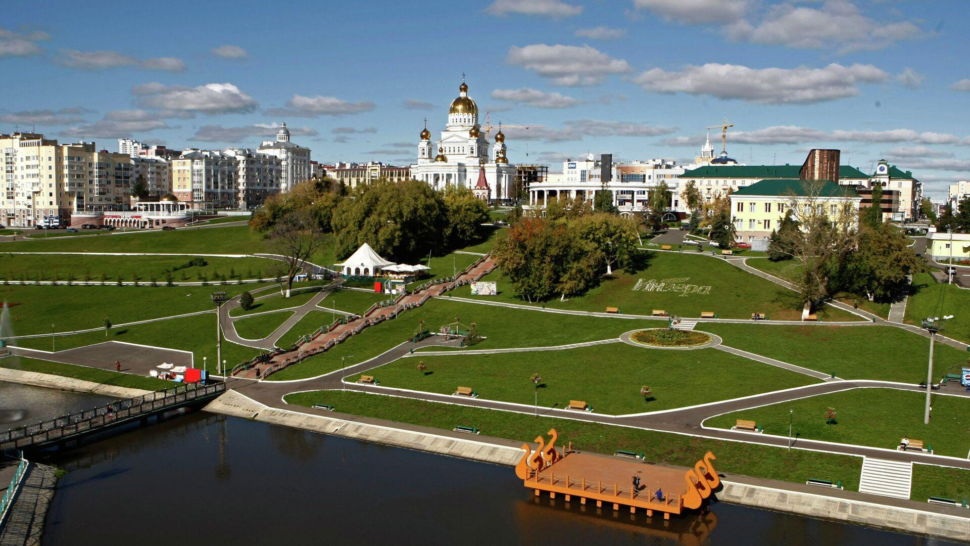 Вид на центральную часть Саранска - РИА Новости, 1920, 11.10.2021