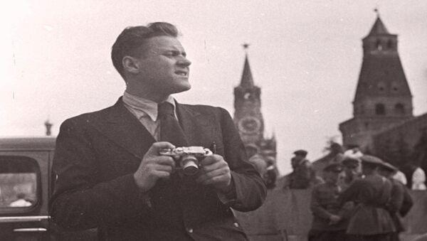 Советский Союз фотографа Анатолия Гаранина. Кадры из архива