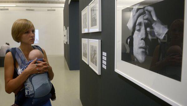 Открытие фотовыставки Анатолий Гаранин. Советский Союз. Архивное фото