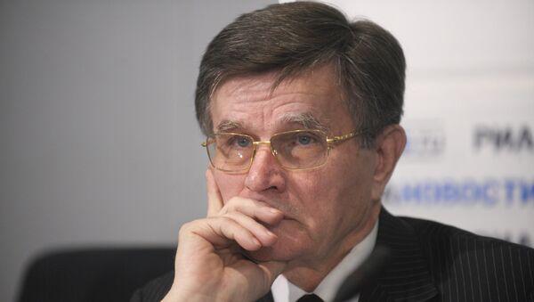 Вячеслав Матузов на Круглом столе о ситуации на Ближнем Востоке