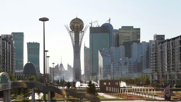 Астана. Архивное фото
