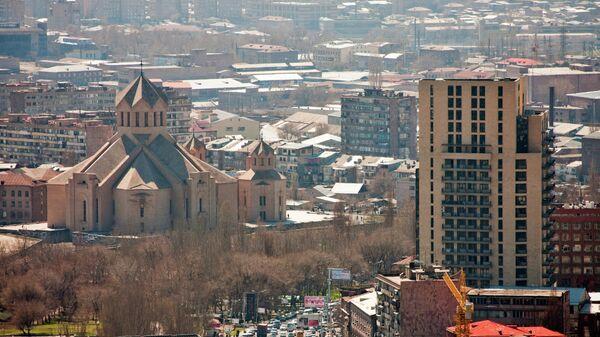 Города мира. Ереван. Архивное фото
