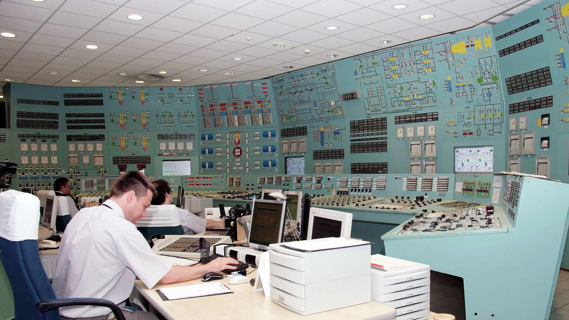 Атомная электростанция Пакш в Венгрии, архивное фото - РИА Новости, 1920, 04.04.2017