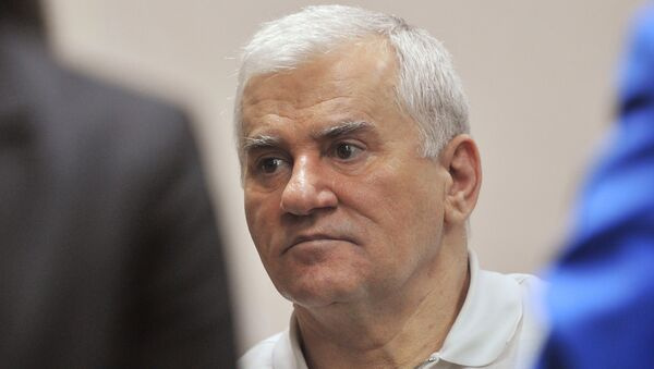 Экс-мэр Махачкалы Саид Амиров. Архивное фото