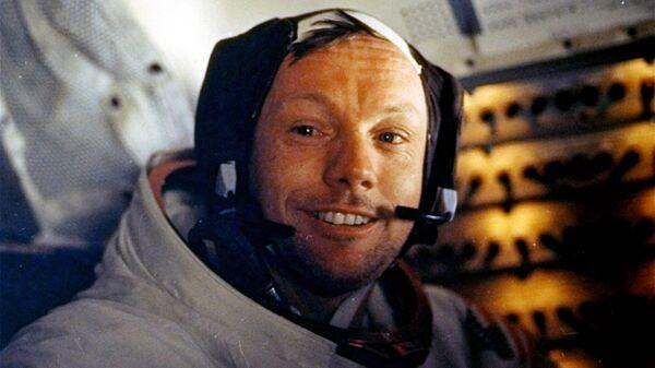 Астронавт Нил Армстронг. Проект Аполлон-11