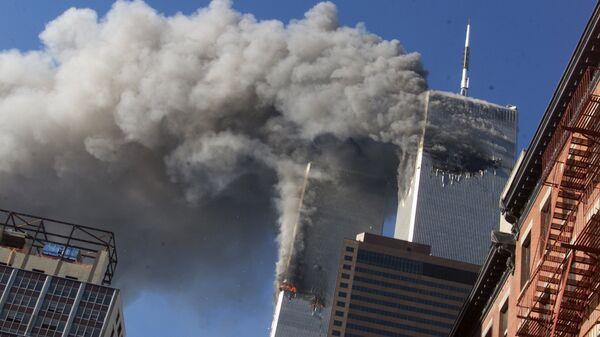 Теракт в Нью-Йорке. Архивное фото