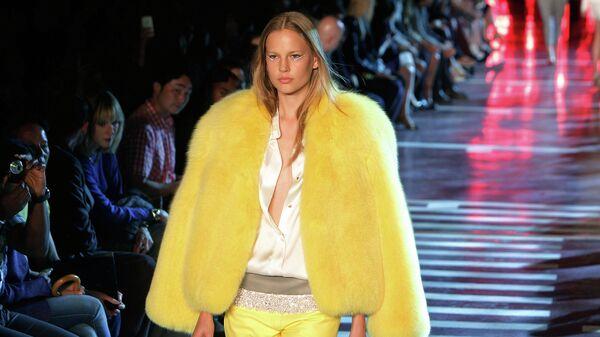 Показ коллекции Alexandre Vauthier. Парижская неделя высокой моды, осень-зима 2014