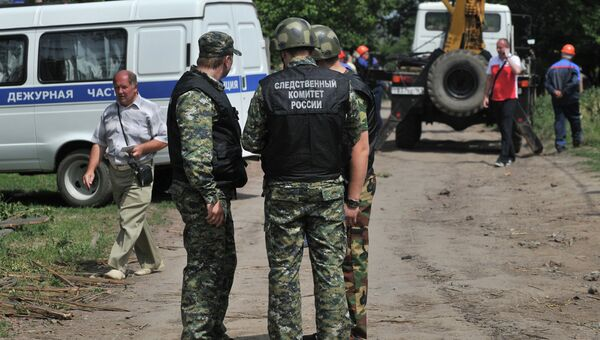 Сотрудники правоохранительных органов в Ростовской области. Архивное фото