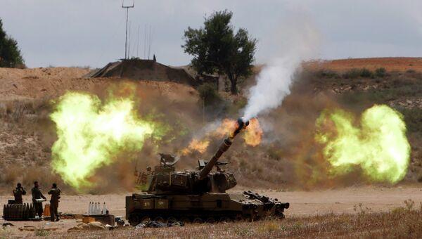 Спецоперация Израиля в Газе