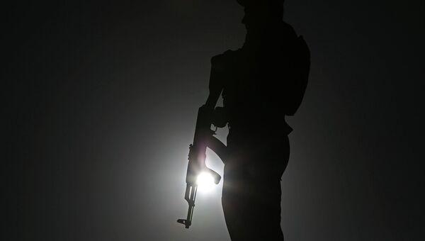 Вооруженный человек. Афганистан. Архивное фото