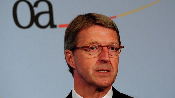 Председатель Восточного комитета германской экономики Экхард Кордес. Архивное фото