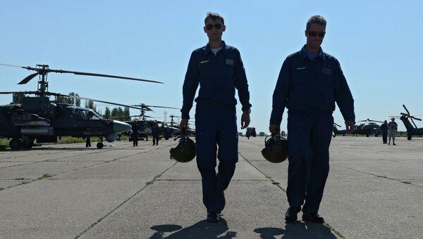 Военнослужащие на соревнованиях Авиадартс. Архивное фото