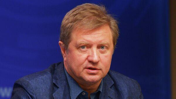Владимир Лепехин, директор Института ЕврАзЭС, член Зиновьевского клуба МИА Россия сегодня. Архивное фото