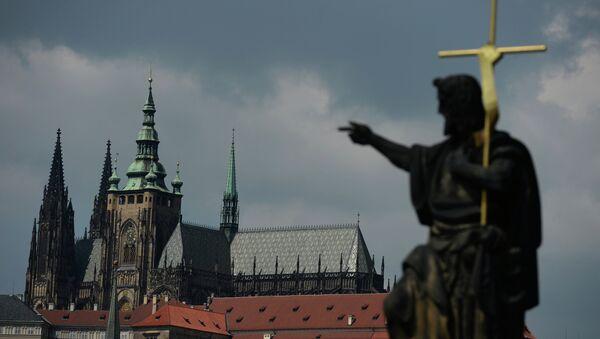 Города мира. Прага. Архивное фото