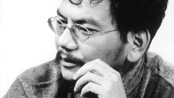 Японский режиссер  Хидэаки Анно