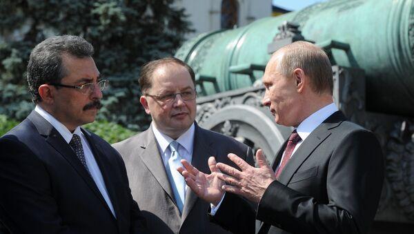 В.Путин обсудил восстановление ряда объектов культурного наследия в Кремле