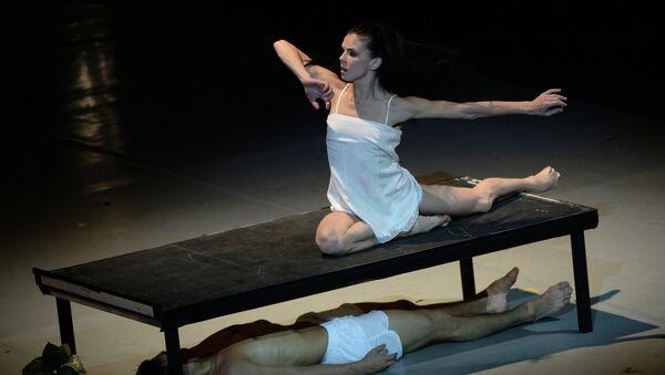 Звезды мирового балета Наталья Осипова и Иван Васильев. Архивное фото