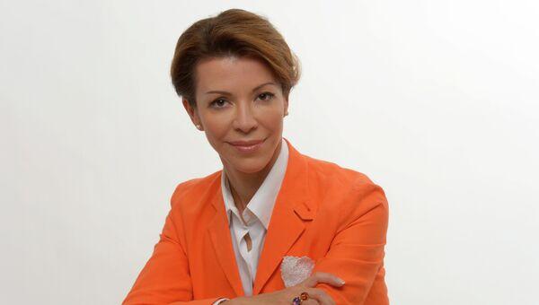 Вероника Крашенинникова, архивное фото