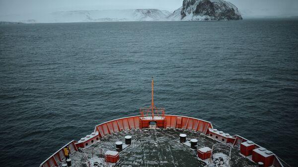 Экспедиция на Северный полюс