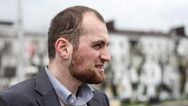 Журналист Тимур Куашев, архивное фото