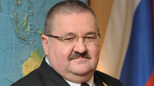 Генеральный директор Росатомфлота Вячеслав Рукша