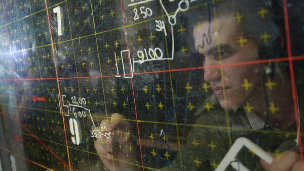Учения ПВО. Архивное фото