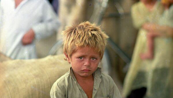 Мальчик из провинции Нангархар (Афганистан)