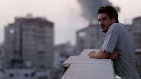 Фотокорреспондент из Италии Камилио Симони