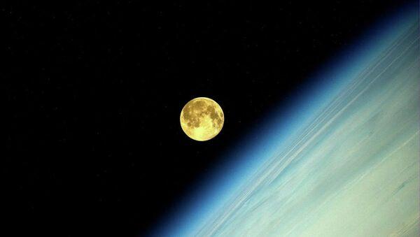 Луна. Космос