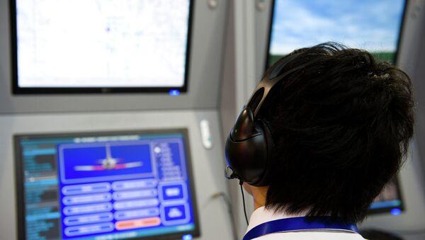 Авиадиспетчер, архивное фото
