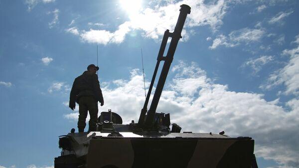 Боевая машина десанта. Архивное фото