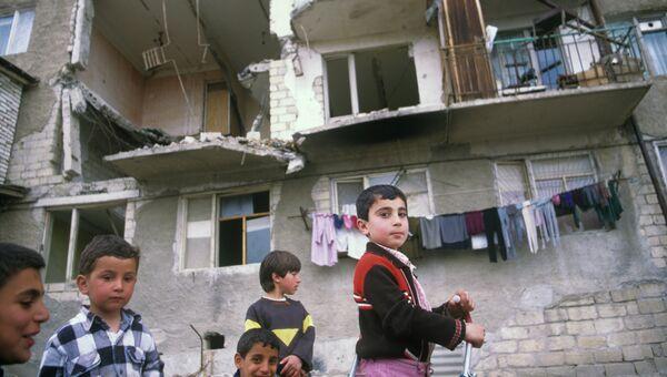 Последствия Карабахского конфликта (1991-1994 годы)