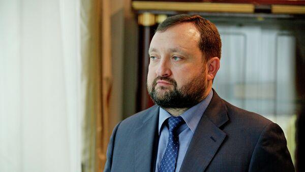 Сергей Арбузов. Архивное фото