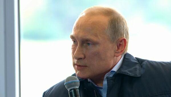 Путин объяснил, почему призвал ополчение открыть гуманитарный коридор