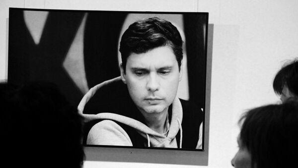 """Фотокорреспондент МИА Россия сегодня"""" Андрей Стенин"""