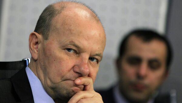 Вице-президент Академии геополитических проблем полковник Владимир Анохин