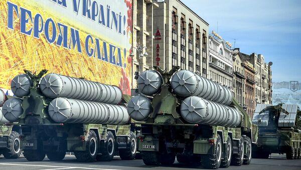 Военная техника вооруженных сил Украины. Архивное фото
