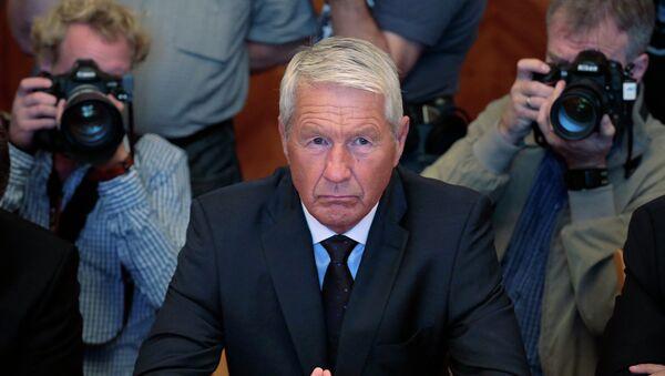 Генеральный секретарь Совета Европы Турбъерн Ягланд. Архивное фото